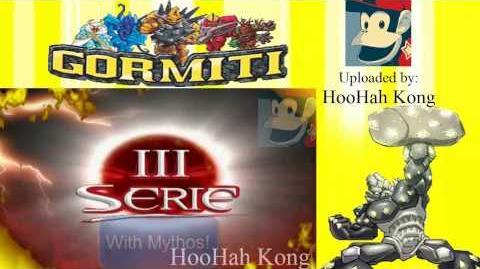 Gormiti Series 3 & Mythos Bundled Movie (READ DESCRIPTION)
