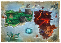 Nm gormiti landkarte banner b 000