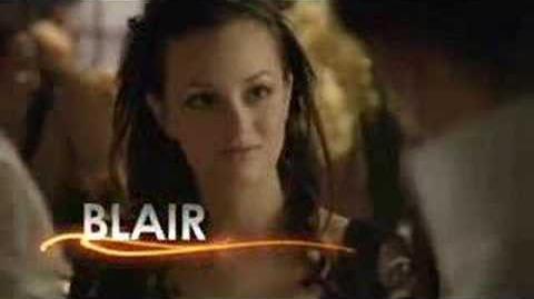 Blair Promo Gossip Girl