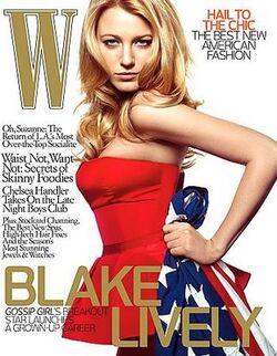 Blake lively w