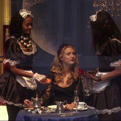 Serena,Kati and Isabel in Blair's dream