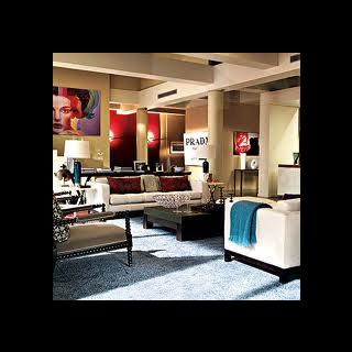 living room living room - Blair Waldorfzimmer