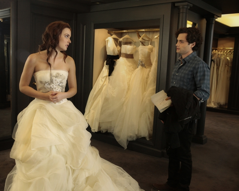 User blog:LexiLexi/Blair Waldorf Shops for Wedding Dress With ...