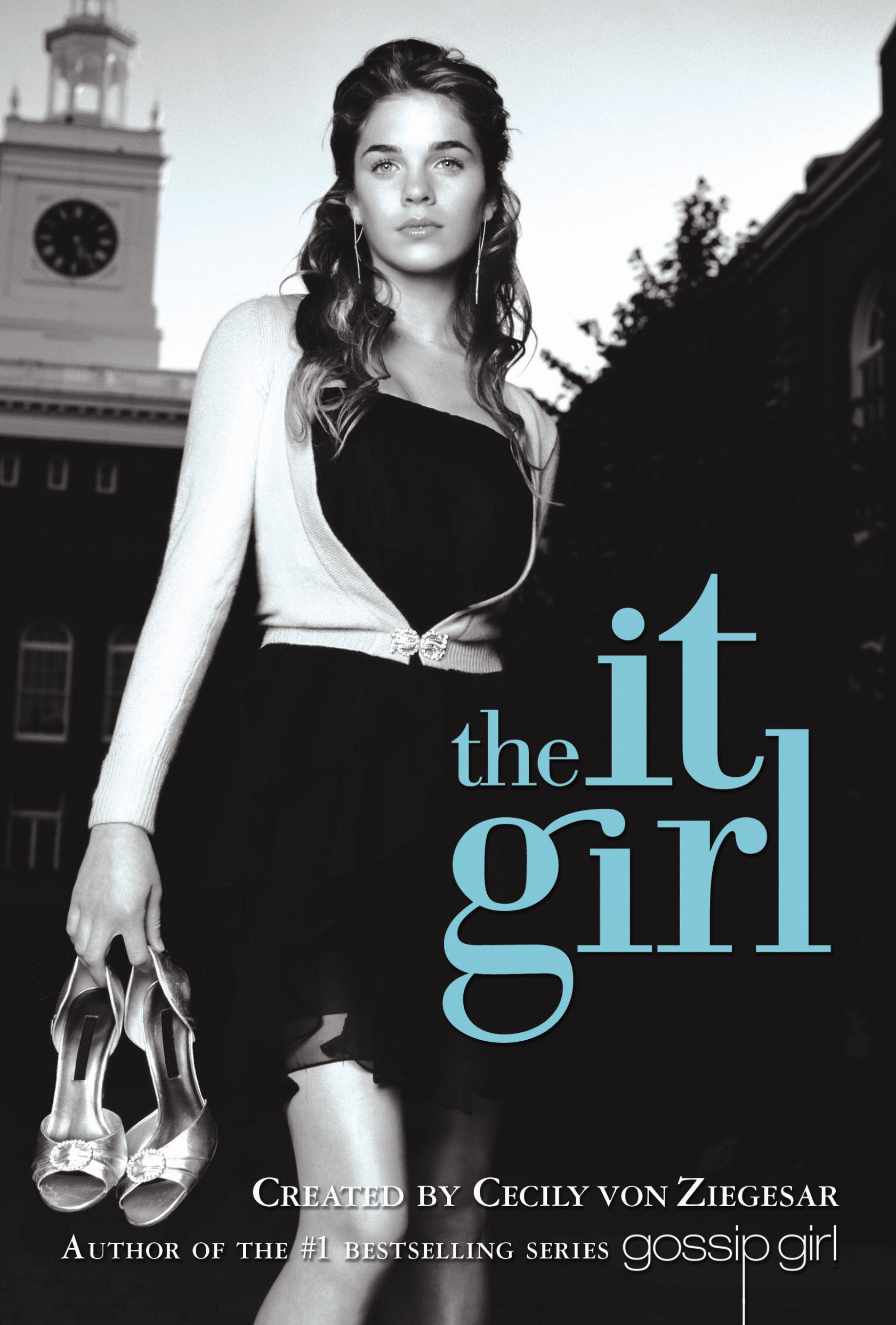 the it girl  book