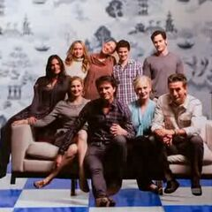 The Rhodes/van der Woodsen/Humphrey Family