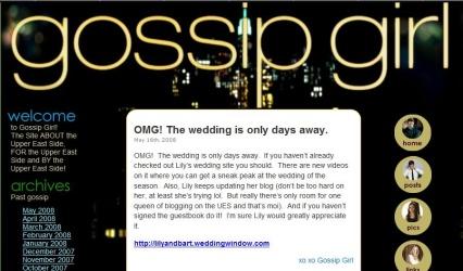 Gossip Girl (character) | Gossip Girl Wiki | FANDOM powered