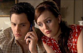 Blair dating Dan