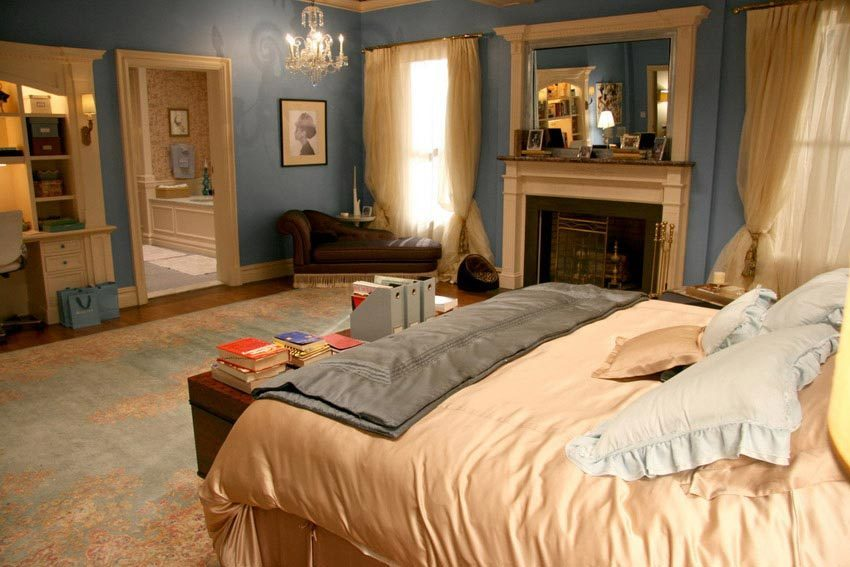 Image - Blair-Waldorf-s-Bedroom-gossip--10880042-850-567.jpg ... on olivia palermo bedroom, sayings for your bedroom, red bedroom, celebrity bedroom, love bedroom, glamour bedroom, style bedroom,