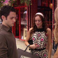 Blair,Dan and Serena