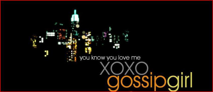 De 25 Vragen Tag - Gossip Girl XOXO