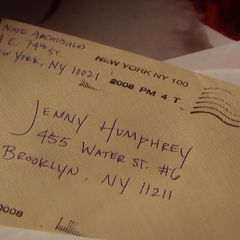 Nate's letter to Jenny