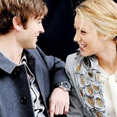 Nate en Serena start dating beste aansluiting plaatsen in Chicago