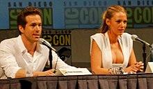 Blake and Ryan at Green Lantern COMIC-CON