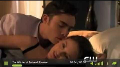 "Gossip Girl 4x09 promo extended ""The Witches of Bushwick """