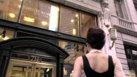 Gossip Girl - Breakfast at Tiffany's opening - Blair Waldorf
