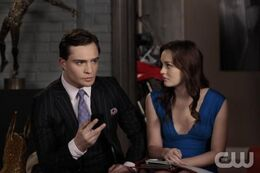 when does chuck propose to blair