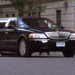 Chuck's limo