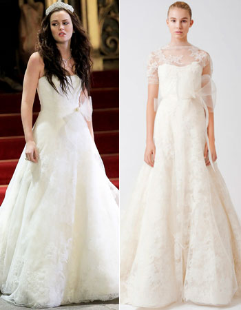 User blog:LexiLexi/Blair Waldorf\'s Wedding Gown is Vera Wang ...