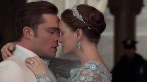 Video Gossip Girl 6x10 Chuck & Blair married