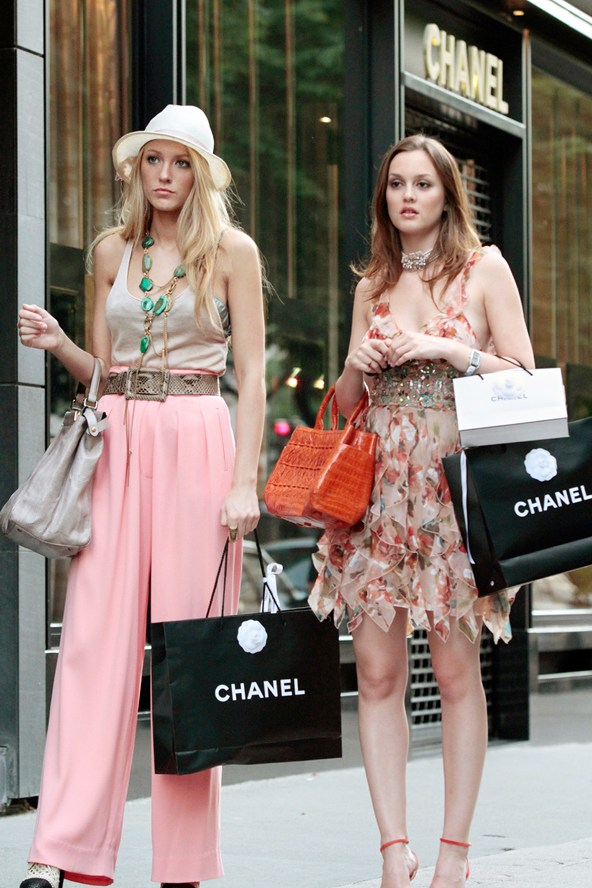 Gossip girl real life hookups meaning