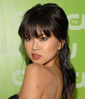 Nan zhang 1 Nan Zhang Back Stabbed on Gossip Girl
