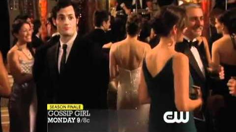 "Gossip Girl 4x22 Extended Promo ""The Wrong Goodbye"" -SEASON FINALE- -HQ-"