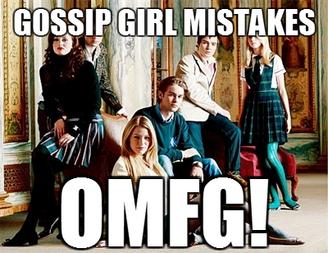 Gossipgirl omfg
