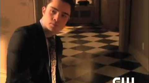 Gossip Girl 3x17 Extended Promo - Inglorious Bassterds