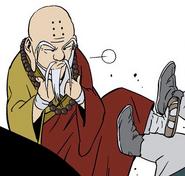 Ilgak (Gosu) Kicking Yongbi