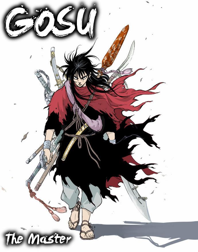 Gosu (The Master) | Gosuverse Wiki | FANDOM powered by Wikia