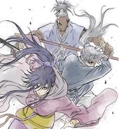 Portal Yongbi Characters