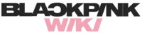 BLACKPINK wiki wordmark