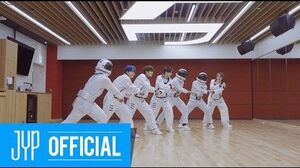 """GOT7 """"ECLIPSE"""" Dance Practice (Directed by Jackson)"""