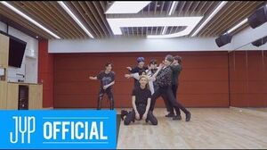 "GOT7 ""ECLIPSE"" Dance Practice (Part Switch Ver"