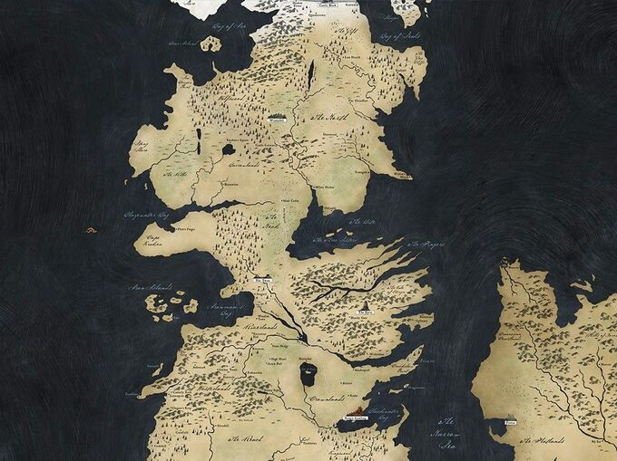 Tale Map King North