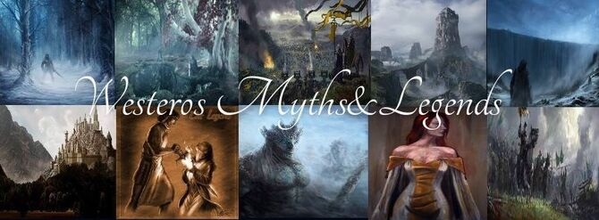Westeros Myths and Legends Alliance Banner