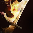 Sword Aflame
