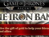 Iron Bank (Gold)