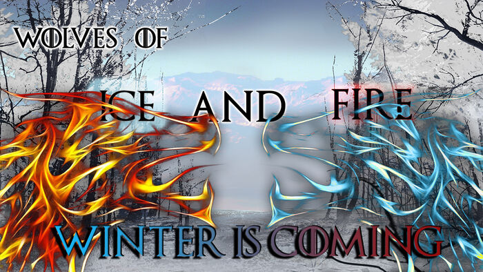 Wolves of Ice and Fire