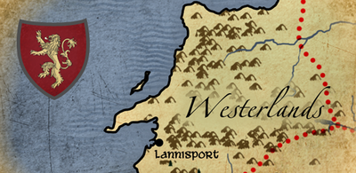 Lannister Map