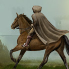 Hooded Horseman