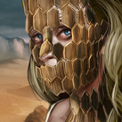 Shadowbinder Mask