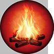 R'hllor Temple Blazing Firepit Upgrade