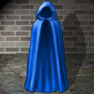 Satin Cloak