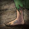 Uncommon Footpad's Seal