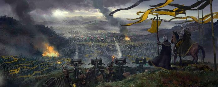 World Epic Battle Baratheon