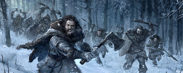World Wildling Onslaught