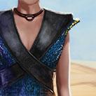 Daenerys's Blue Dress