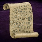 High Valyrian Scroll
