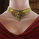 Cersei's Lion Torc